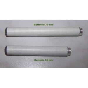 Batteries Cigarette Electronique Silver Devil