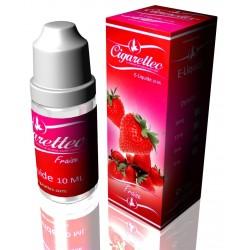E-liquide goût fraise