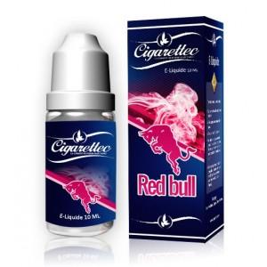 E-liquide goût Red bull