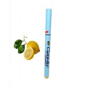 Ecigarette jetable arôme citron 500 bouffées