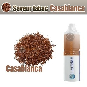 Liquideo SaveurTabac Casablanca
