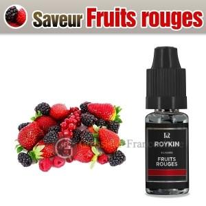 E liquide Roykin saveur Fruits Rouges