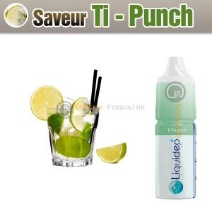 Saveur Ti-Punch Liquidéo