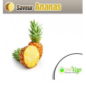 Saveur Ananas OpenVap