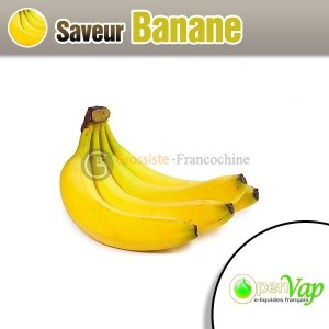 Eliquide OpenVap goût banane