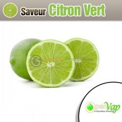 Eliquide OpenVap saveur citron vert