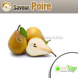 E-liquide OpenVap goût poire