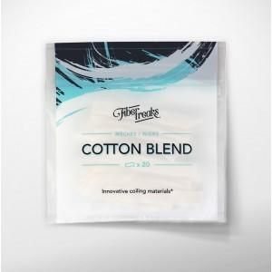 cotton blend mèches