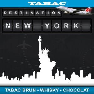 New York saveur tabac brun Cigare