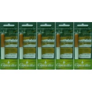 Cigarette electronique jetable - Pack 5-M