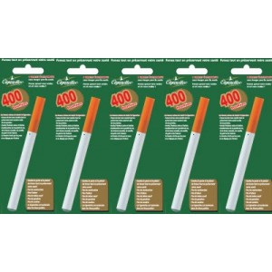 Cigarette jetable menthe - Pack5