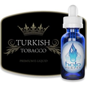 E-liquide Halo Turkish Tobacco