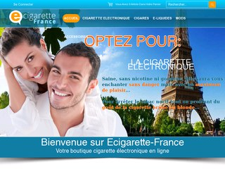 E cigarette France - cigarette électronique