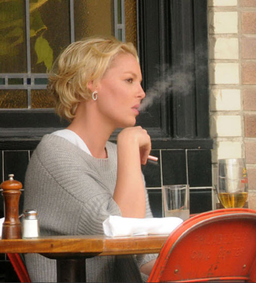 La cigarette electronique contribue à la bonne santé du fumeur