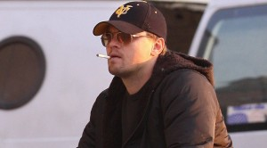 Leonardo DiCaprio E-fumeur