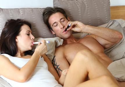Si cesser de fumer graduellement à la grossesse