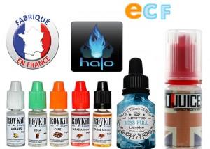 E-liquides Cigarette